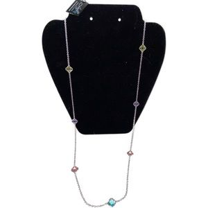 Lieff Necklace with Swarovski Elements
